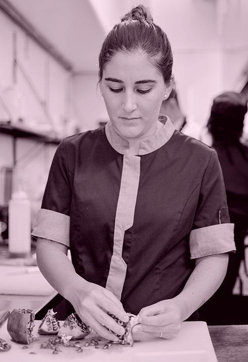 Laura Londoño, del restaurante OCI.mde
