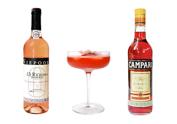 Coctel Redoma Rosé