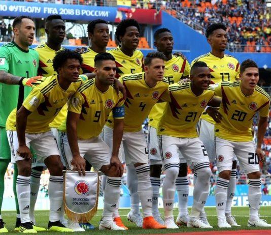 partido de Colombia vs Polonia