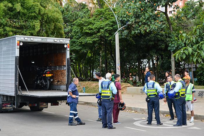 Operativos de tránsito Ciudad del Rio