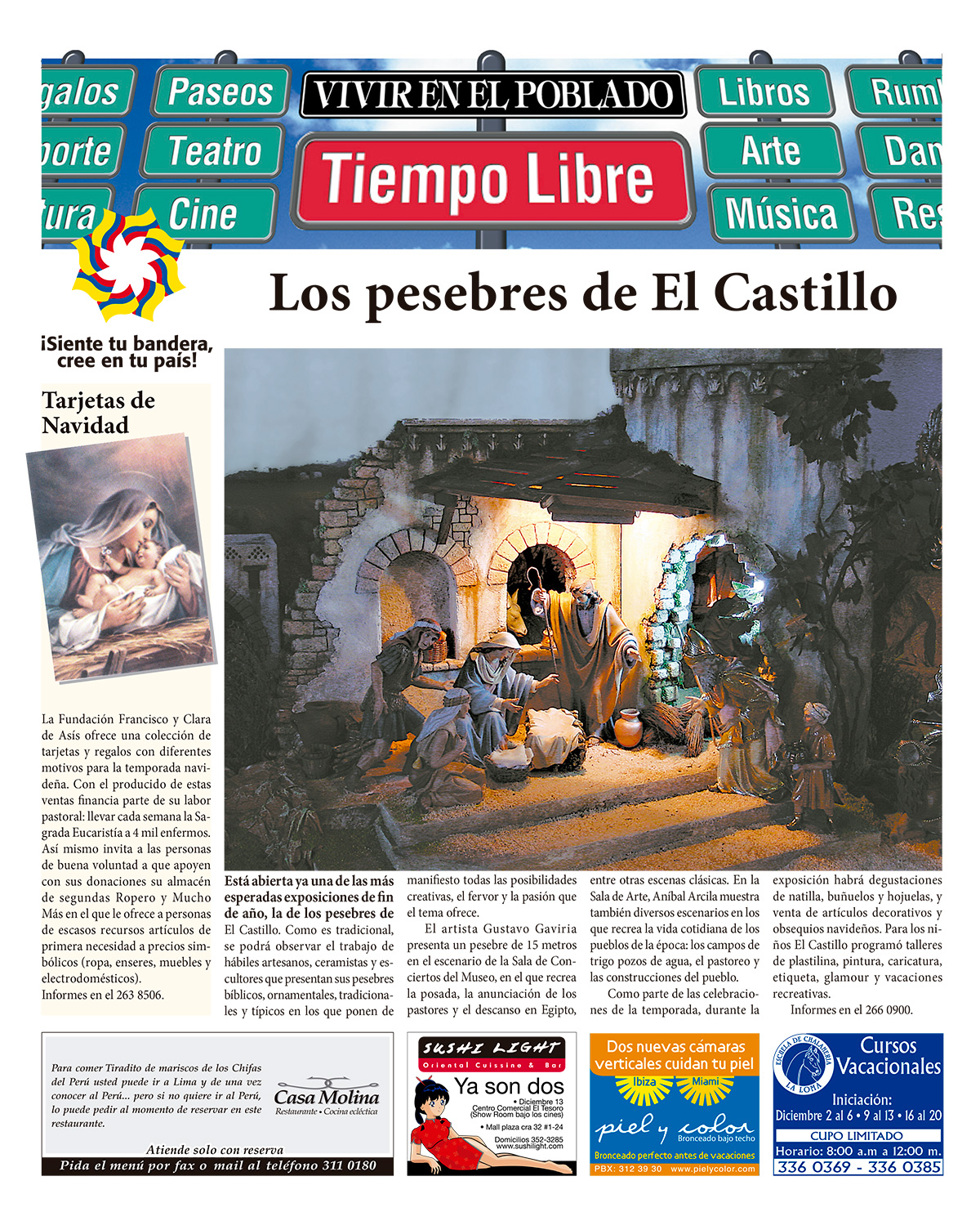 Primera quincena de diciembre de 2002 • Edición 240 • 26