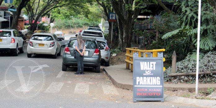 Valet Parking en Medellín