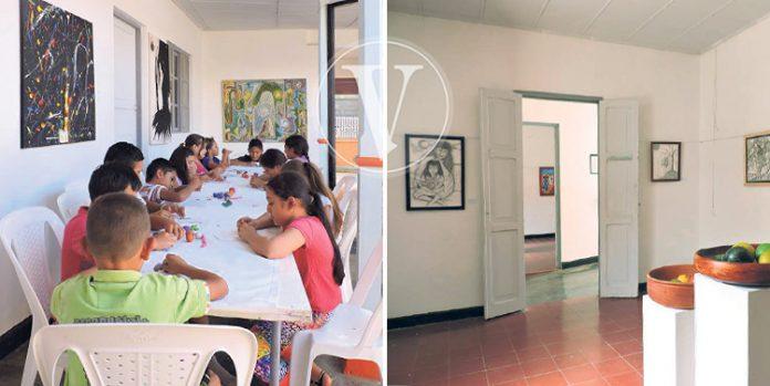 El oasis del arte queda en Valparaíso