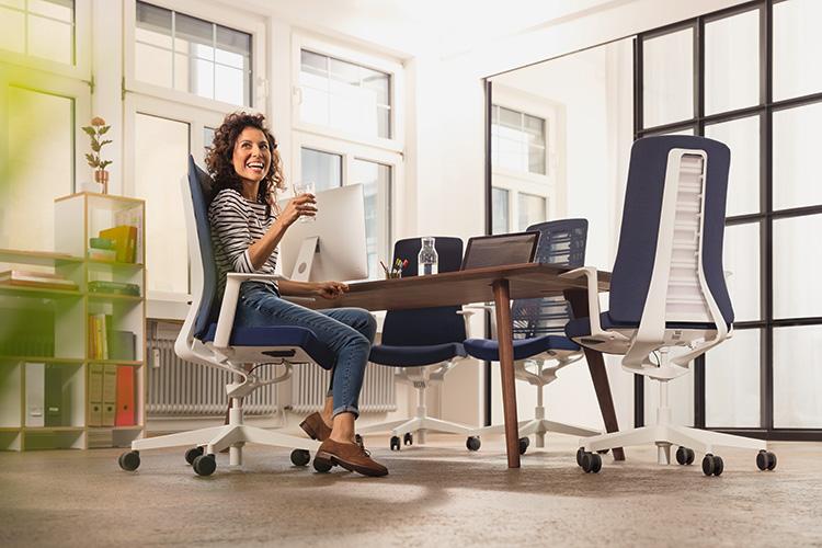 Diseño de mobiliario para oficinas
