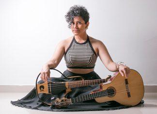 Bandola Viajera en el Teatro Suramericana. María Fernanda González