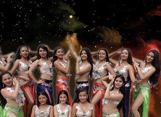 Danza Evolution Experimental Dance en La Fanfarria