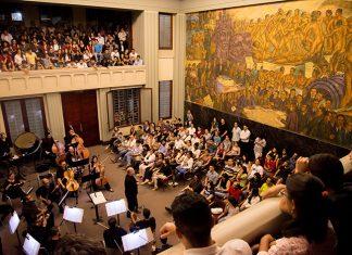 Beethoven en el Museo. Museo de Antioquia