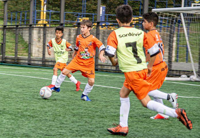 El Poblado va por un cupo al Babyfútbol 2020