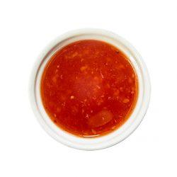 Salsa de ají dulce