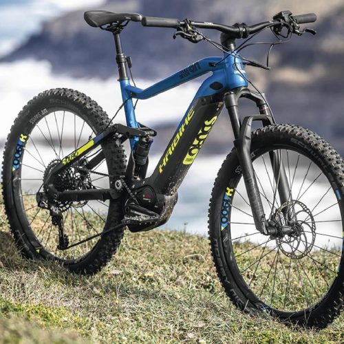 bicicleta eléctrica - Haibike