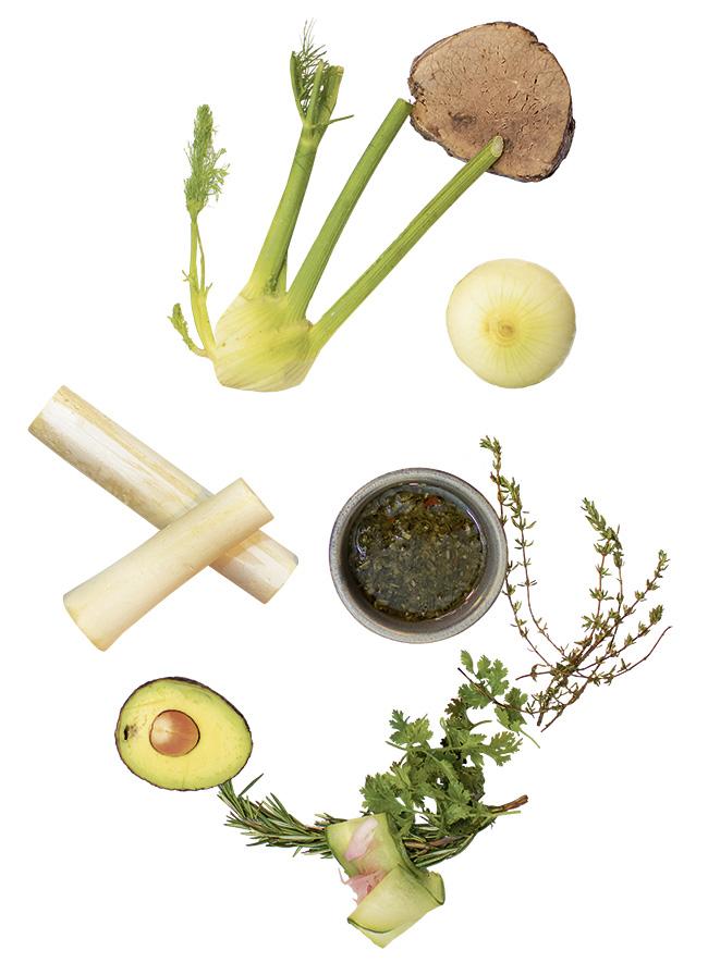Ingredientes Posta