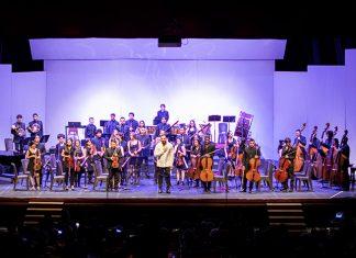 La Sinfónica de Antioquia forma músicos con estrella