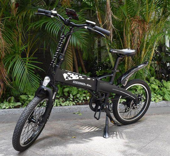 Ozono Bike bicicleta eléctrica