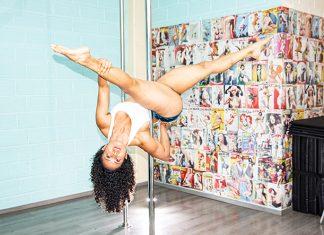 Leidy Andrea Herrer - Pole Dance - Pole Sport -Parapole