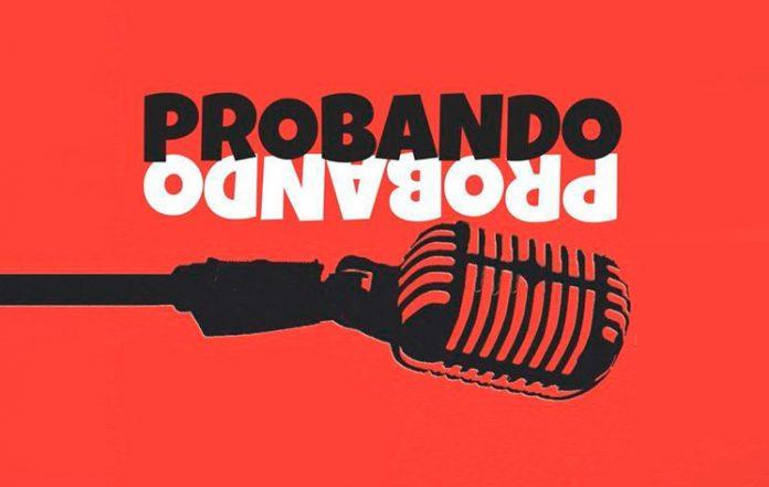 Probando probando. Elemental Teatro. Espacio de Standup Comedy en Medellín
