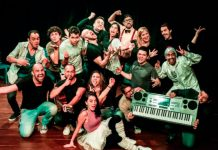 Quinta Temporada Metropolitana de Improvisación. Acción Impro