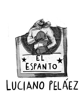 El espanto, el primer libro de Luciano.