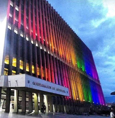 Edificio Gobernación de Antioquia