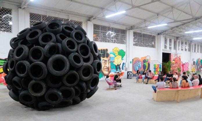 Exposición Lugares en fuga