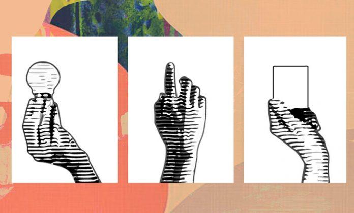 Exposición Oficios varios. Deúniti. Muestra del trabajo de los artistas Evelin Velásquez, Felipe García, Paulina Restrepo y Victor Muñoz.