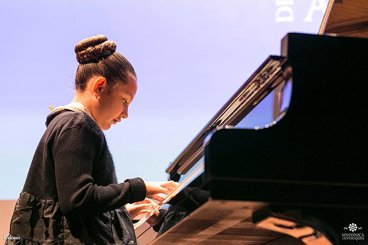 La Sinfónica de Antioquia y su rol como escuela musical