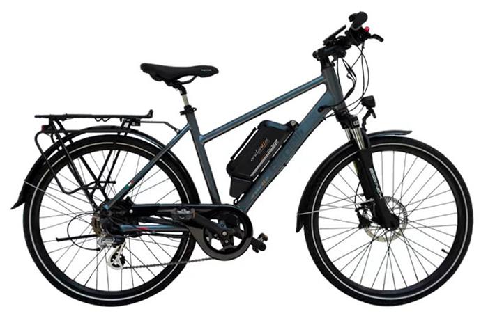 Bicicleta eléctrica - Vallejo sugirió la Jaun