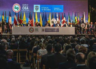 Asamblea de la OEA