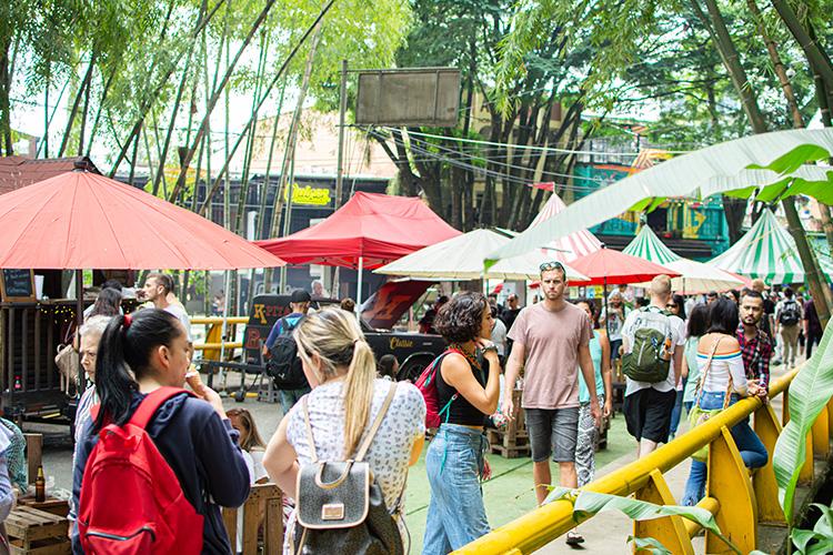 114 mil estadounidenses visitaron Medellín en 2018.