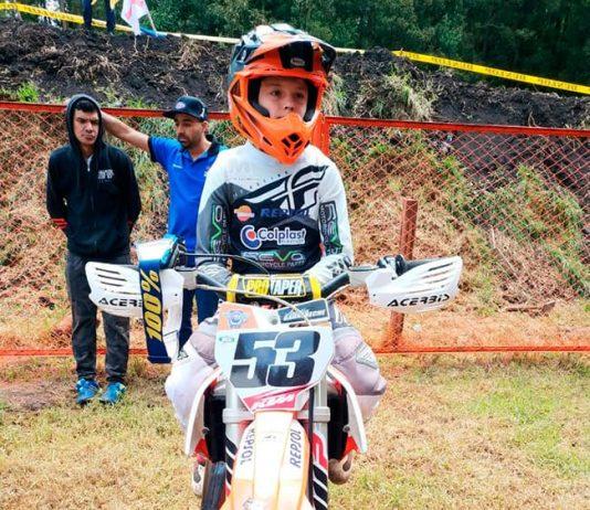 motocrósAgustín, tras un sueño llamado Loretta Lynn's
