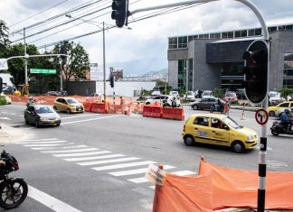 Cruce Calle 14