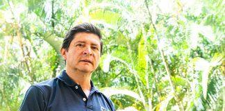 Wilson Ospina es el creador de Code - Colombia Dron Expo