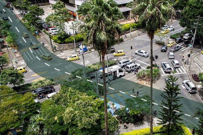 Cruce vial de la 5 en la avenida El Poblado valdrá $1.246 millones