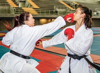 El empoderamiento de Karen Vargas gracias al karate