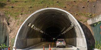 Túnel de oriente, subí al aeropuerto José María Córdova en 35 minutos