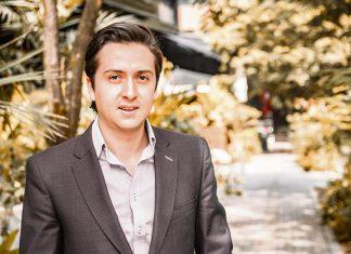 El emprendedor Andrés Vejarano Invictum Capital