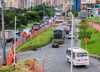 Retrasos en La Ayurá mueven las obras hasta diciembre