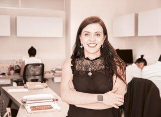 Diana Giraldo y cinco socios de Gestión Compartida y su idea