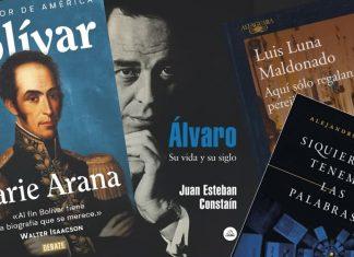 reseña mensual de libros Esteban Carlos Mejía