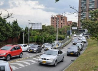Pico y placa en Medellín para el jueves 15 de agosto de 2019