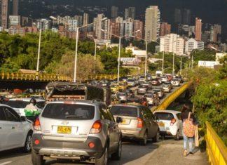 Pico y placa en Medellín para el jueves 1 de agosto de 2019
