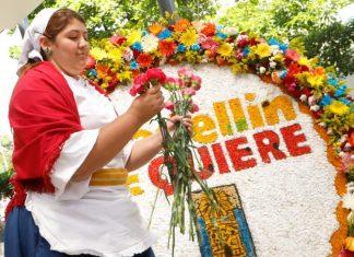 Programación de la Feria de las Flores Medellín del sábado 3 de agosto