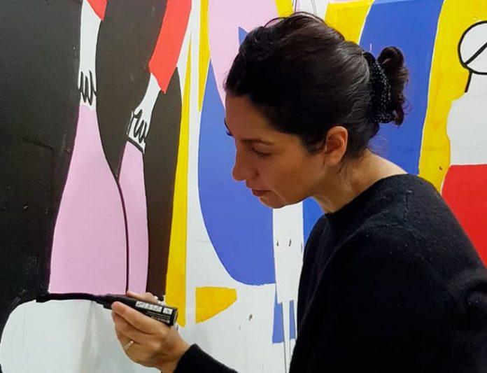 Alejandra Acosta, ilustradora chilena