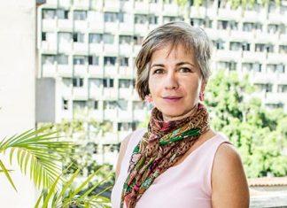 Mónica Sandoval trabaja en la Fundación Bien Humano