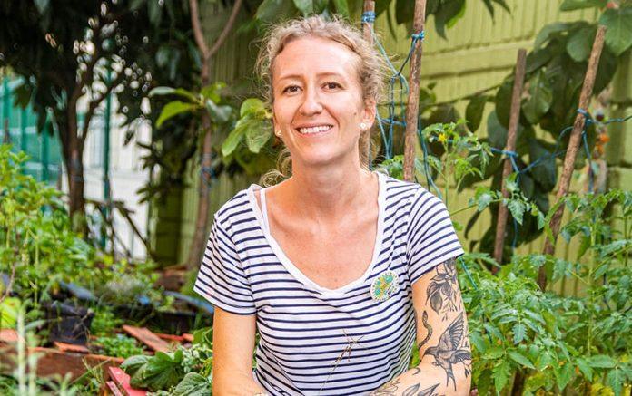 Vivian Pineda Colombo Británico Roots & Shoots