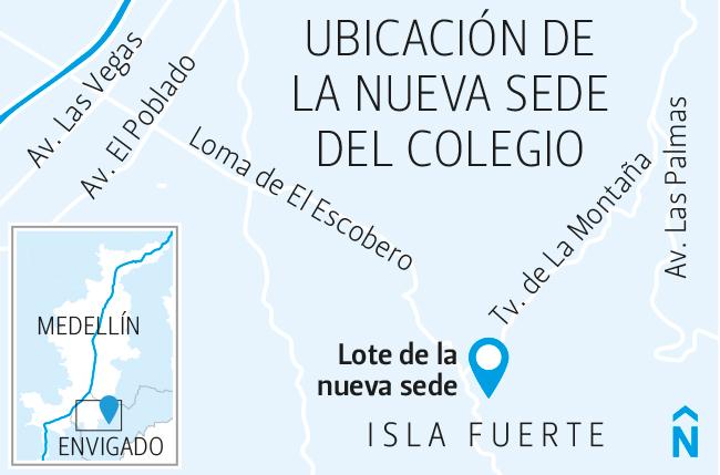 Por lo pronto, las obras en la nueva sede del Palermo de San José, en el kilómetro tres de la loma de El Escobero, ya comenzaron y van cumpliendo cronograma.
