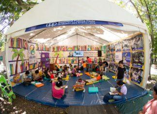 programación de la Fiesta del Libro para el viernes 6 de septiembre