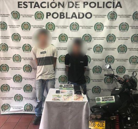 captura Policía