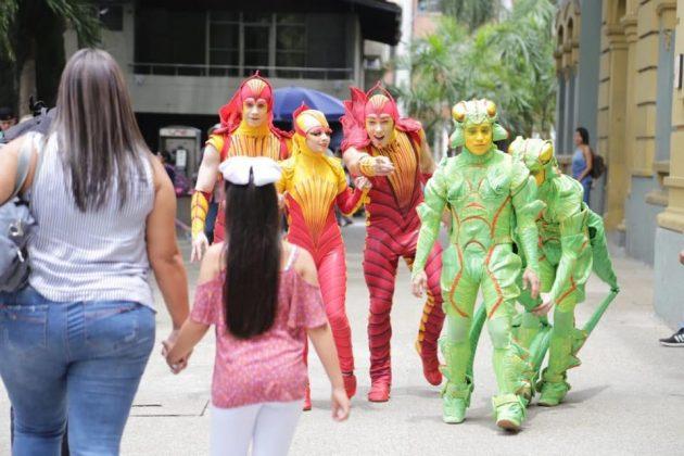 Circo del Sol por Medellín