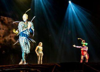 Estreno Cirque du Soleil