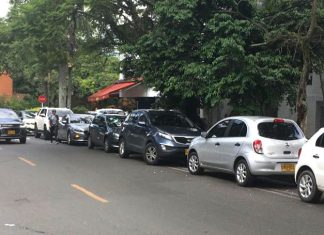 Dónde parquear para ir a votar